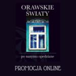 Promocja online pierwszego audiobooka na Orawie