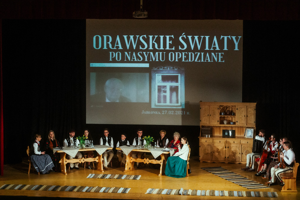 Promocja Orawskich Światów, 27.02.2021